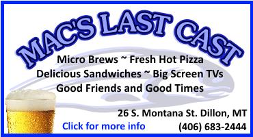 Mac's Last Cast